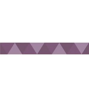 Geometrica Malva BW0GEO22 Бордюр 67х500