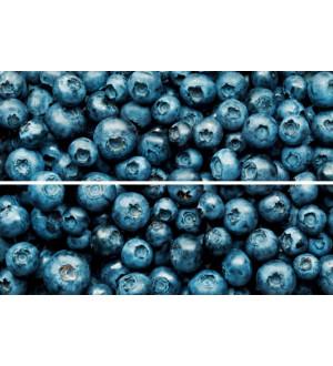 Beveled Tile Blueberry 10*30 панно (TD-BT-P-BB)
