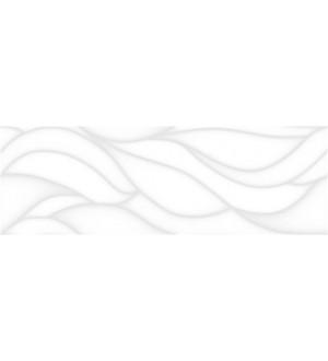 17-10-00-463   Плитка настен.бел.рельеф Sigma  20*60
