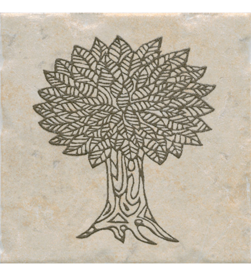 (B2399\1256T) Декор 9,9х9,9 Каламкари