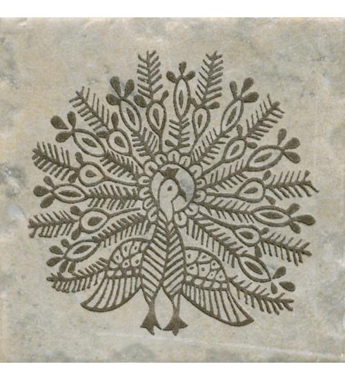 (A2400\1255T) Декор 9,9х9,9 Каламкари