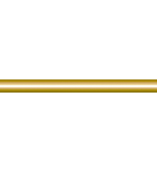 (210) Карандаш 20*1,5  золото