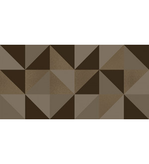 Декор STELLA  Geometrico  moca 31.5*63