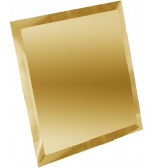 КЗЗ1-02 Квадратная золотая плитка (20*20)