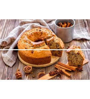 Beveled Tile Caramel Cake 10*30 панно (BT-P-CC)