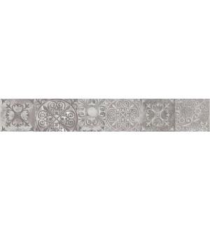 Бордюр 600*95 Амалфи серый (20шт)