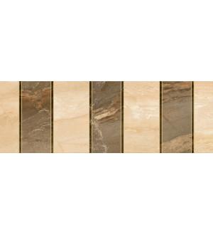 Керамическая плитка для стен Kerasol Persia Inglaterra Oro Rectificado 30x90