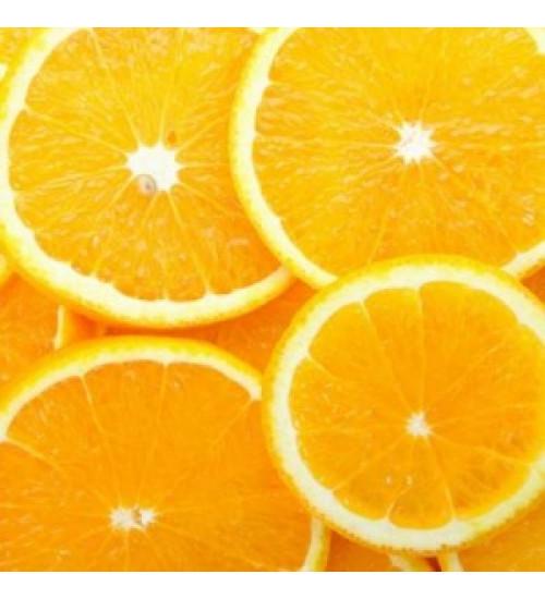 (04-00-35-140-2) Декор Фрукты апельсин-2 200*200*7,5мм
