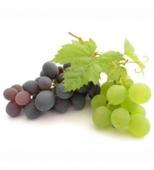 (04-00-55-140-6) Декор Фрукты виноград-2 200*200*7,5мм