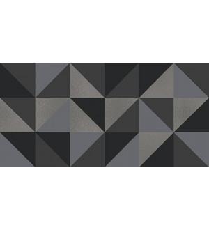 Декор  STELLA  Geometrico  grigio 31.5*63