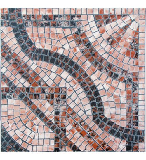 (723162) Мозайка Персия КГ 33х33 коричневый