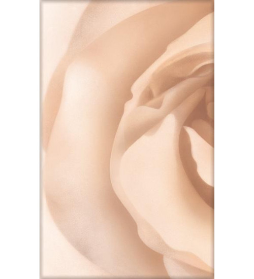 (342831) Флёр 1 Декор 25х40 розовый