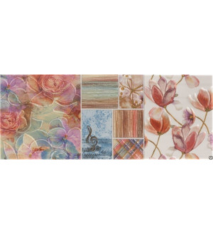ALEGRIA DECOR MIX (3P) 20,2х50,4