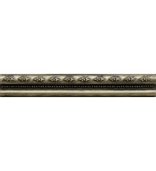 (A-VX1B213) узкий бордюр с круглой вставкой 3х20
