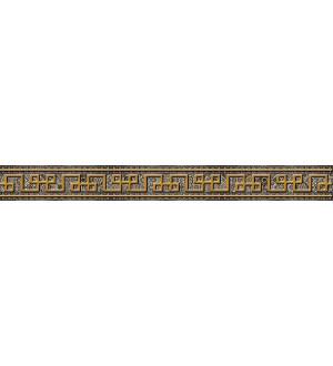 Бордюр  Измир коричневый  5,4*50