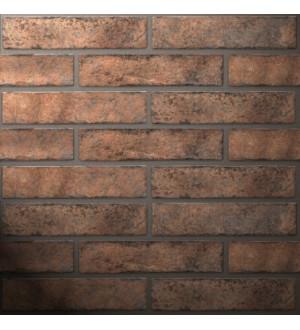 Brickstyle 250х60 Сорт 1 Westminster Оранжевый 24Р020 (0,48)