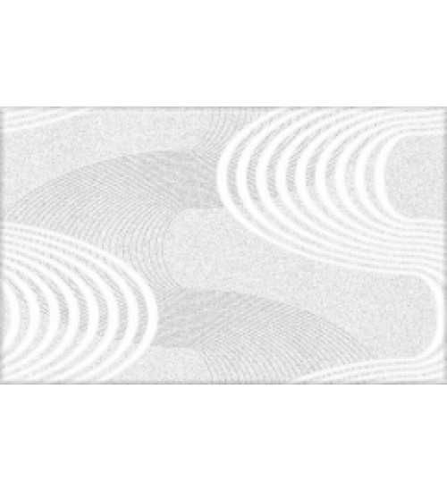 (123601) Элеганс облиц.пл. 25*40 белая