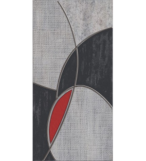 Декор 31,5*63 PANDORA GREY CHARM 6 шт 1с