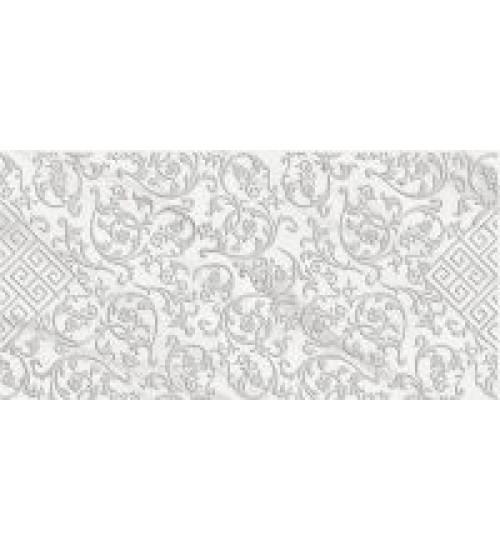 Декор Каррара Антика белый  250*500