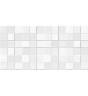 1041-0153 Настенная плитка  Unica 19,8*39,8 белая