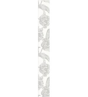 Бордюр Mallorca Grey Border Floris  75x630