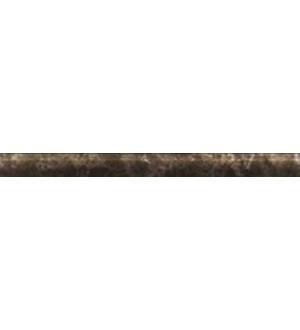 Бордюр 2*25 Mol. Imperial Marron