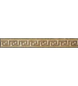 Бордюр 3*25 Lis. Alhambra Marron