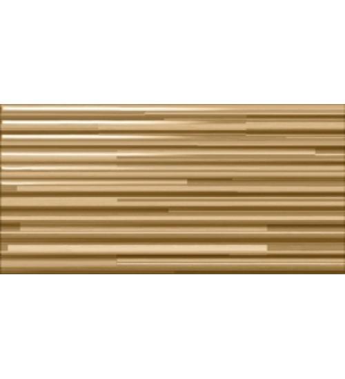 Кер. плитка облиц LINES BROWN 30*60 коричневый (Люкс)