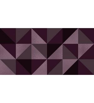 Декор STELLA Geometrico  viola  31.5*63