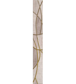 Бордюр 63*7.5 PANDORA LATTE CHARM 16 шт 1с