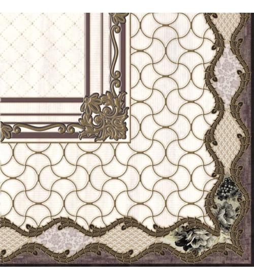 Esquina  (угол) Vasari  декоративный напольный элемент  44,7*44,7