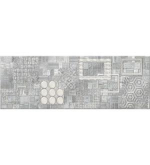 Декор Commesso Grigio  Geometria 251*709