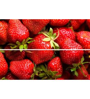 Beveled Tile Strawberry 10*30 панно (TD-BT-P-SB)