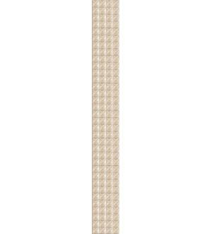 Бордюр 63*7,5 PANDORA LATTE GEOMETRY 13 шт 1с