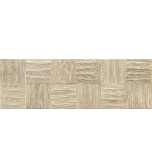 Керамическая плитка для стен Baldocer Eleganza Squares Roble Rectificado 30x90