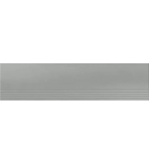 УГ UF003 ступени ректиф.темно-серый 1200х295х11мм матовые моноколор