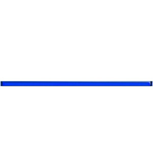 Бордюр стеклянный  UG1L041  2*60  голубой