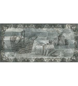 Decor  Muro Gris Bread 15*30