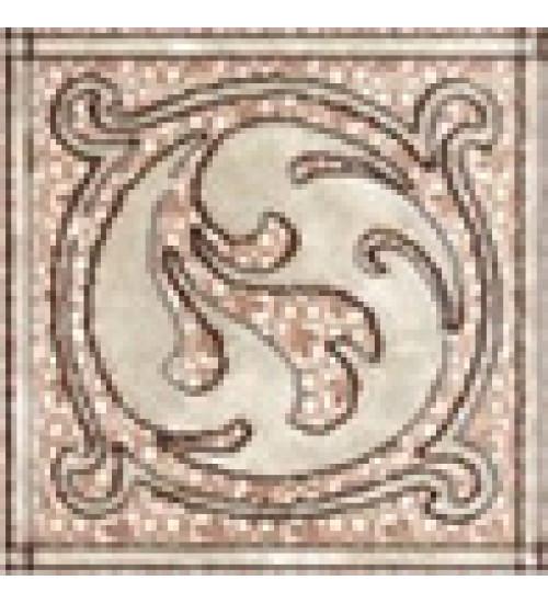 Раполано Бордюр напольный 98х98х8мм универсальный