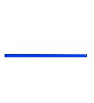 Бордюр стеклянный  UG1U031  3*75 синий