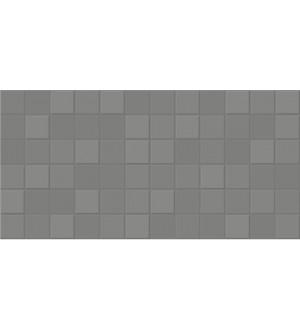 1041-0154 Настенная плитка  Unica 19,8*39,8 серая