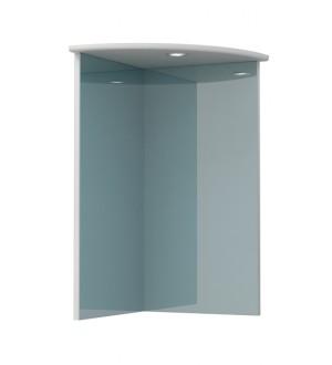 (ЯМ)Зеркало Гладиолус  45С белый