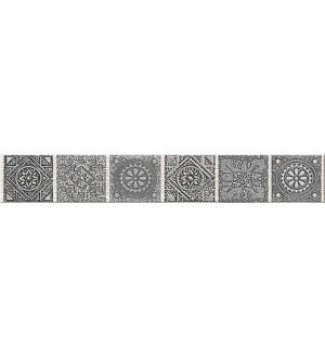 Бордюр Grazia Grey Nefertiti 40.5*6.2