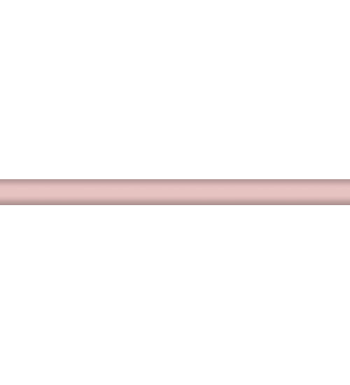 (76) Карандаш розовый мат. 25х2