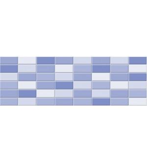 1064-0009 Плитка облицовочная Elle светло-синяя 20*60