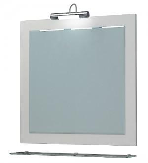 (ЯМ)Зеркало Кватро 70С белый