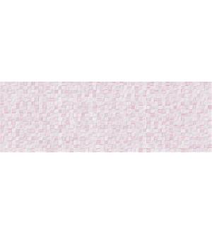 Настенная плитка 20*60 Rev. Mosaic Square Malva