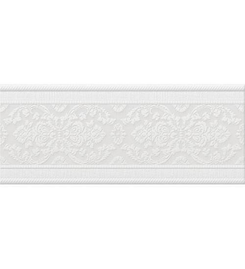 Cen. Adore White (бордюр)(CIFRE) 10*25
