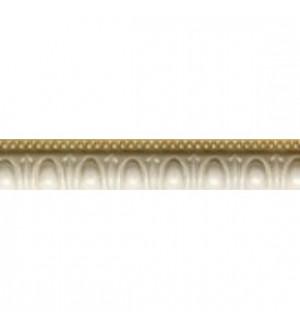 Бордюр Lis. Daino Royal Versalles rema 5*30