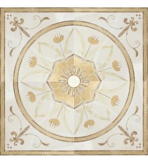 90*90 Roseton Olympia Комплект (4 шт.) Декор Напольный